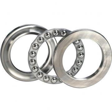 5.5 Inch | 139.7 Millimeter x 7.5 Inch | 190.5 Millimeter x 1 Inch | 25.4 Millimeter  RBC BEARINGS KG055XP0  Angular Contact Ball Bearings