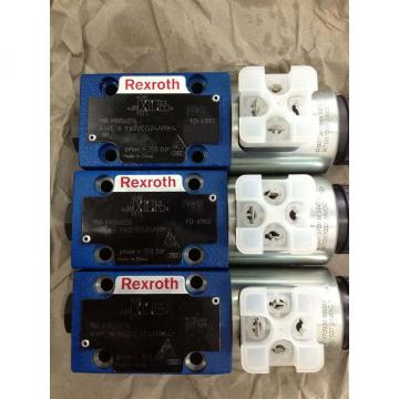 REXROTH 4WE6B6X/OFEW230N9K4/B10 Valves