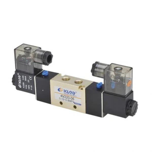 Vickers PV046R1D3T1NMRZ+PVAC2PCSNSJW Piston Pump PV Series #1 image