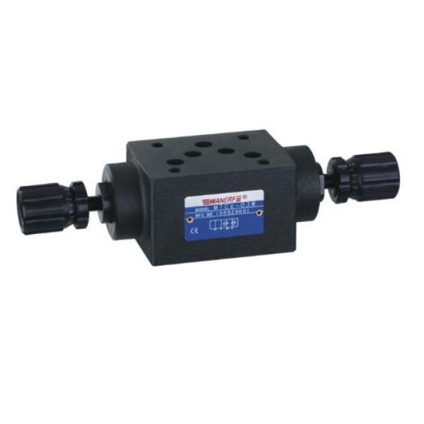Vickers PV046R1D3T1NMRZ+PVAC2PCSNSJW Piston Pump PV Series #3 image