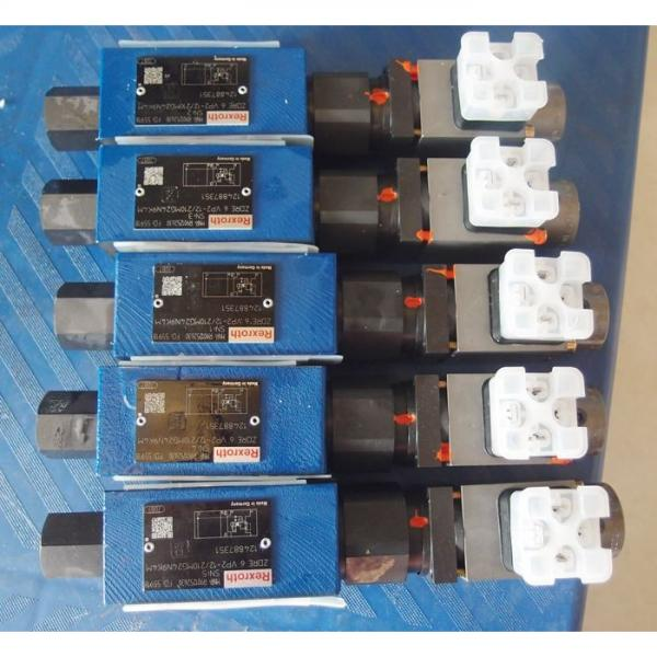 REXROTH Z2DB 6 VC2-4X/315V R900411318 Pressure relief valve #1 image