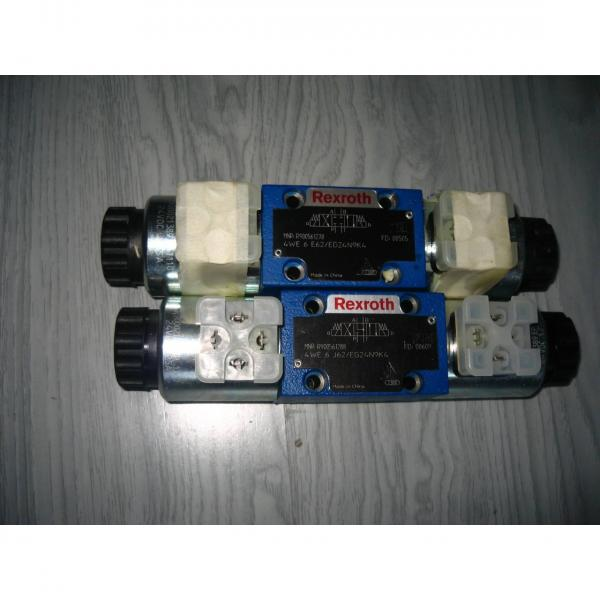 REXROTH DBW 10 B1-5X/315-6EG24N9K4 R900920863 Pressure relief valve #1 image